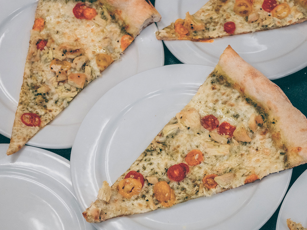 Pizza in Kent, Ohio