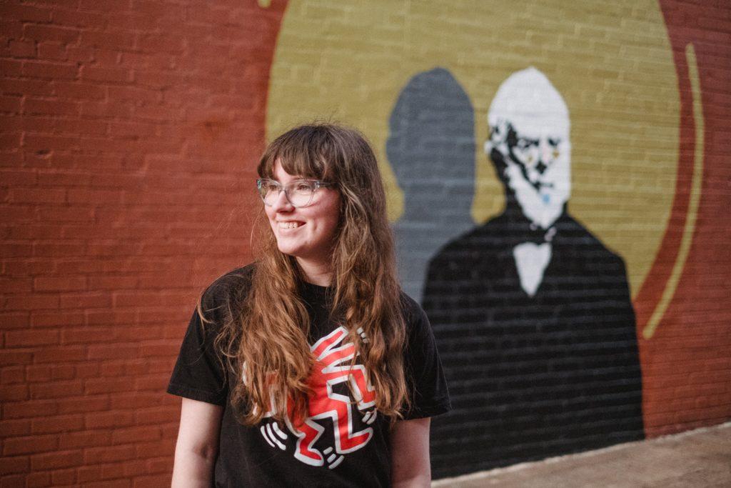 Artist Maya Culley - Public Art in Kent, Ohio